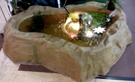 Laghetto vetroresina hobby zoo pordenone for Laghetto vetroresina usato